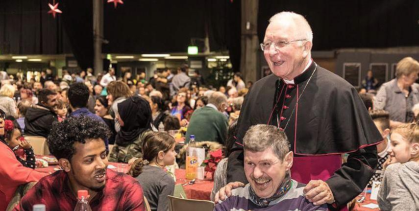 Weihnachtsessen Mönchengladbach.Weihnachten Mit Sant Egidio Die Freunde Beim Großen Fest In